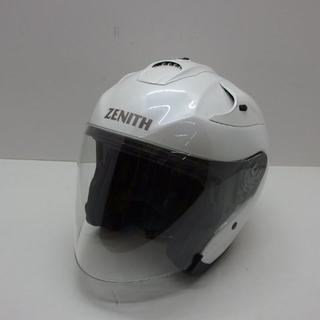 ヤマハ(ヤマハ)の□0606+・ヤマハ ZENITH ゼニス YJ-17 ヘルメット Lサイズ(ヘルメット/シールド)