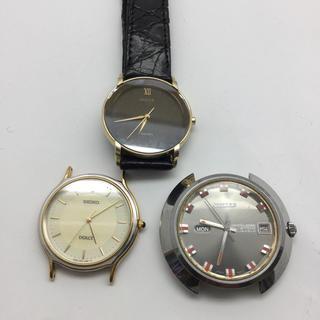 セイコー(SEIKO)のSEIKO 2個&CITIZEN 1個 腕時計まとめ(腕時計(アナログ))