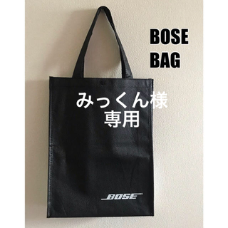 ボーズ(BOSE)のBOSE  ショップ袋 トートバッグ(ショップ袋)