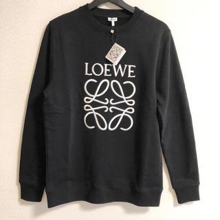 LOEWE - 新品100%本物 LOEWE ロゴ スウェット トレーナー ロエベ