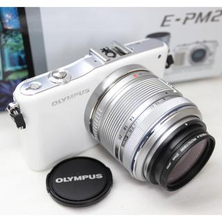 オリンパス(OLYMPUS)の❤️Wi-Fi❤️オリンパス PM1 ミラーレスカメラ(ミラーレス一眼)