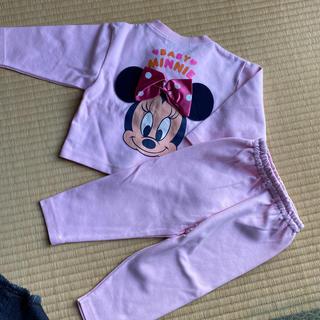ディズニー(Disney)の女の子 90 パジャマ(パジャマ)