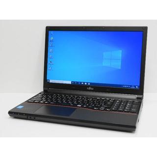 富士通 - 第4世代Core i5 LIFEBOOK A574/K 4310M 2.7GHz