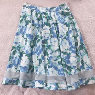 CECIL McBEE - 青薔薇 スカート