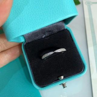ティファニー(Tiffany & Co.)の美品!tiffany ティファニー リング レディース 指輪(リング(指輪))