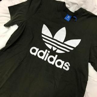 アディダス(adidas)のadidas originals Tシャツ カーキ(Tシャツ/カットソー(半袖/袖なし))