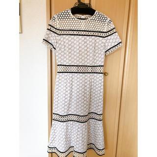 GRACE CONTINENTAL - ダイアグラム 五万円程で購入 ワンピースドレス 一度のみ使用 クリーニング済み