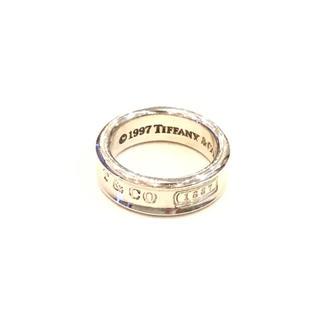 ティファニー(Tiffany & Co.)の5317 ティファニー  925 ナロー 1837 指輪 /リング  14号(リング(指輪))