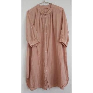 サンバレー(SUNVALLEY)のSunvalley  チュニックシャツ(シャツ/ブラウス(長袖/七分))