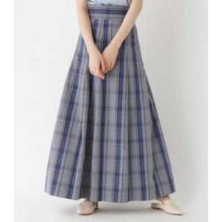 サイ(Scye)の【美品】Drawer/ドゥロワー  2019SS  Syce  サイ スカート(ロングスカート)