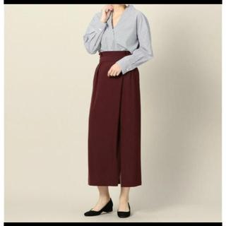 ビューティアンドユースユナイテッドアローズ(BEAUTY&YOUTH UNITED ARROWS)のB&Y ハイウエストロングタイトスカート(ロングスカート)