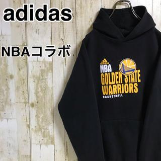 adidas - adidas アディダス プルオーバーパーカー NBAコラボ