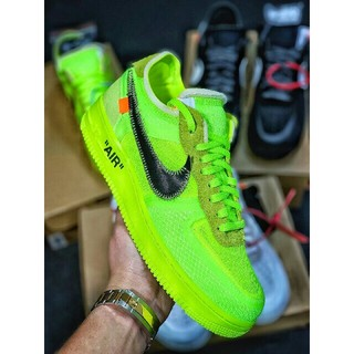 OFF-WHITE - Air Force 1 Low Volt OFF-WHITE