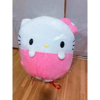 ハローキティ(ハローキティ)のキティちゃん ぬいぐるみ(ぬいぐるみ)