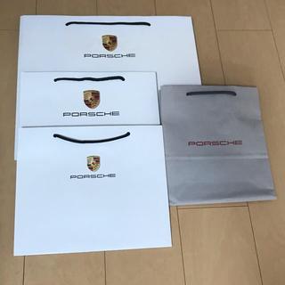 ポルシェ(Porsche)のポルシェ ショップ袋 ラッピング(ショップ袋)