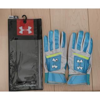 アンダーアーマー(UNDER ARMOUR)のアンダーアーマー バッティンググローブ バッティング手袋(グローブ)