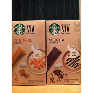 スターバックスコーヒー(Starbucks Coffee)のスターバックスVIA(コーヒー)