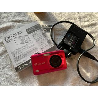 カシオ(CASIO)のCASIO エクシリム デジタルカメラ ピンク(コンパクトデジタルカメラ)