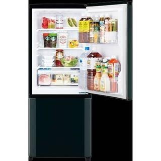 ミツビシデンキ(三菱電機)の冷蔵庫   MR-P15E(冷蔵庫)
