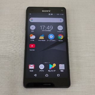 SONY - XperiaZ3compact(S0-02G)