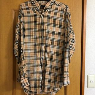 バーバリー(BURBERRY)のBurberry ノバチェックシャツ(シャツ)