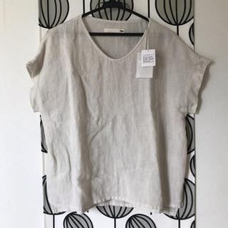 エヴァムエヴァ(evam eva)のevam eva  short sleeve pullover   新品(シャツ/ブラウス(半袖/袖なし))