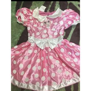 ディズニー(Disney)のミニーちゃん ドレス(ドレス/フォーマル)