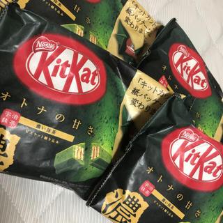 Nestle - キットカット おとなの甘さ 濃い抹茶