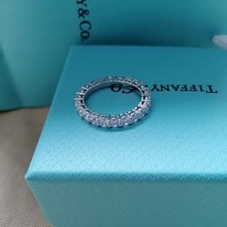 ティファニー(Tiffany & Co.)のオススメ!tiffany ティファニー リング  指輪 7号(リング(指輪))
