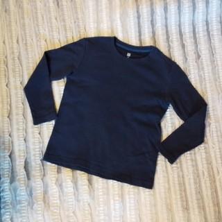 ユニクロ(UNIQLO)のUNIQLO  ロンT  120cm(Tシャツ/カットソー)