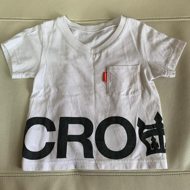 RODEO CROWNS WIDE BOWL(ロデオクラウンズワイドボウル)のRODEOCROWNS KIDS  Tシャツ キッズ/ベビー/マタニティのキッズ服男の子用(90cm~)(Tシャツ/カットソー)の商品写真