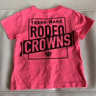 RODEO CROWNS WIDE BOWL - RODEOCROWNS KIDS .。.:*☆Tシャツ