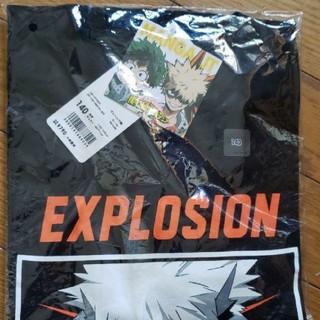 ユニクロ(UNIQLO)のユニクロ キッズ 半袖Tシャツ EXPLOSION(Tシャツ/カットソー)