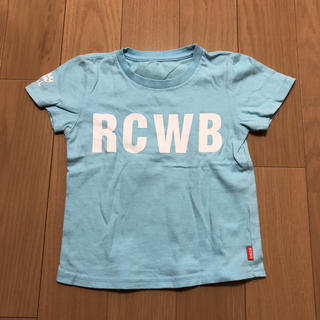 ロデオクラウンズワイドボウル(RODEO CROWNS WIDE BOWL)のロデオクラウンズ tシャツ 100(Tシャツ/カットソー)