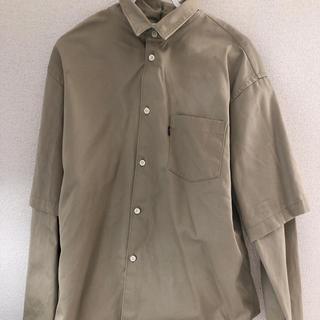 COMME des GARCONS - kudos シャツジャケット