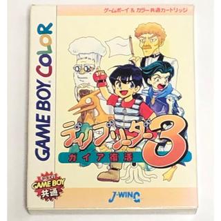 ゲームボーイ(ゲームボーイ)のGB ディノブリーダー3 ガイヤ復活(携帯用ゲームソフト)