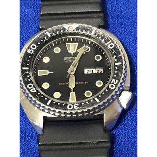 セイコー(SEIKO)の6306ー7001セイコー  サードダイバー 後期型 ケース周りフルオリジナル(腕時計(アナログ))