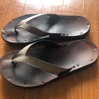 """ユッタニューマン """"JAMES"""" Size9D(サンダル)"""