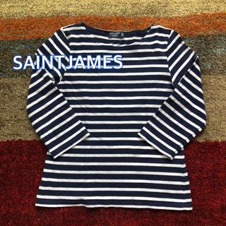 セントジェームス(SAINT JAMES)のSAINTJAMES セントジェームス FRANCE ボーダーカットソー(カットソー(長袖/七分))