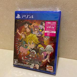 プレイステーション4(PlayStation4)の七つの大罪 ブリタニアの旅人(家庭用ゲームソフト)