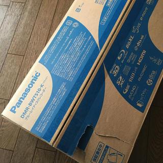 パナソニック(Panasonic)のPanasonic DIGA DMR-BWT510 (ブルーレイレコーダー)