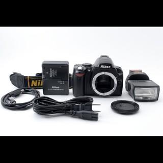 ニコン(Nikon)の☆超極上☆ニコン Nikon D40 ボディ#618605(デジタル一眼)
