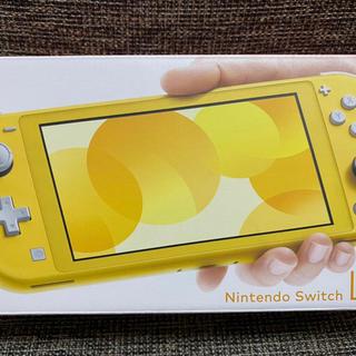 Nintendo Switch - 本日購入! ニンテンドー スイッチライト 本体 Nintendo Switch