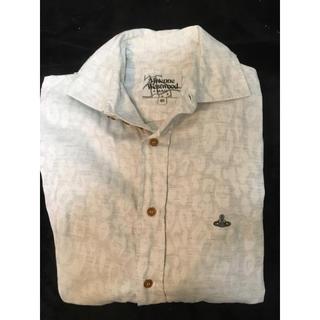 ヴィヴィアンウエストウッド(Vivienne Westwood)のvivienne Westwood 白シャツ 46(シャツ/ブラウス(長袖/七分))