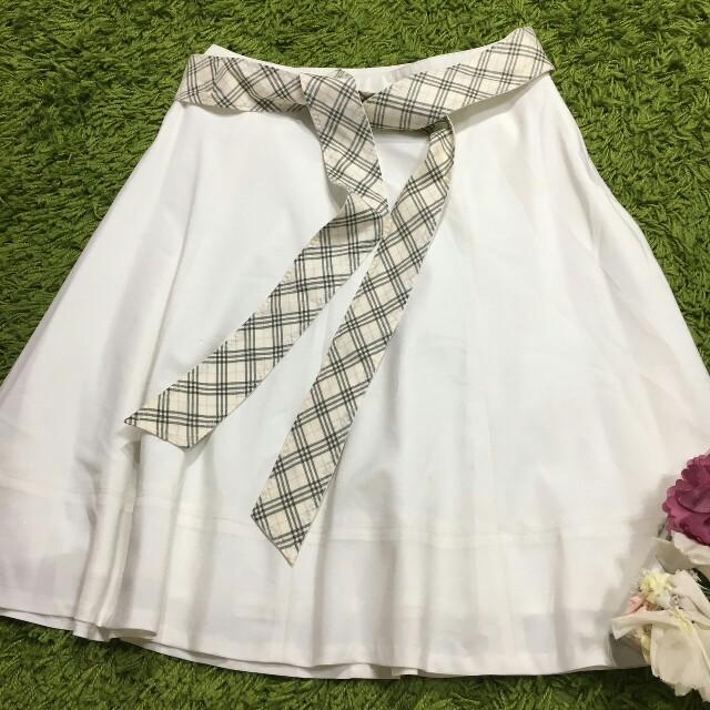 BURBERRY BLUE LABEL(バーバリーブルーレーベル)のりん様専用 お値引き レディースのスカート(ひざ丈スカート)の商品写真