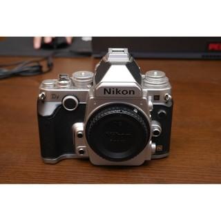 ニコン(Nikon)のニコン Df シルバー(デジタル一眼)