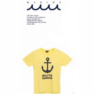 ロンハーマン(Ron Herman)の【新品同様】ムータマリンTシャツ ムータTシャツ Mサイズ (Tシャツ/カットソー(半袖/袖なし))
