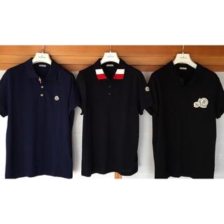 モンクレール(MONCLER)の2017ss モンクレール ポロシャツ サイズM セット美品(ポロシャツ)