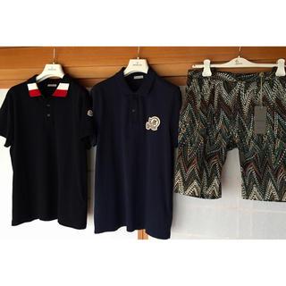 モンクレール(MONCLER)の国内正規品 モンクレールポロシャツ&パンツ 三点セット サイズM(ポロシャツ)