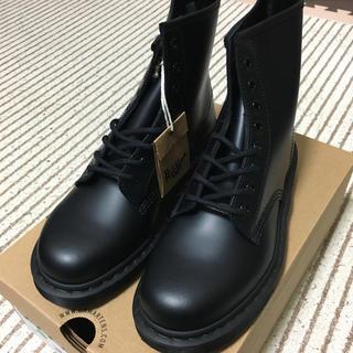 ドクターマーチン(Dr.Martens)の【即日or翌日発送】ドクターマーチン モノ 8ホール UK4 23cm(ブーツ)